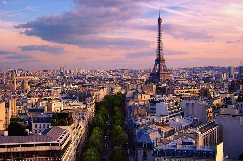 PARIS,DEUXIEME VILLE EUROPEENNE OU IL FAIT BON INVESTIR