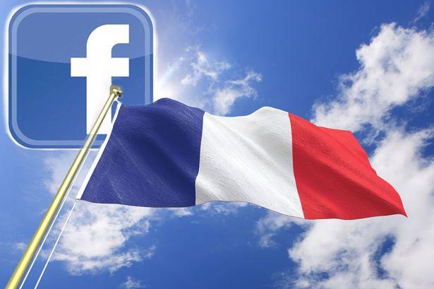 Le cadeau de Facebook à la France